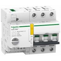 SE Acti 9 Smartlink Reflex iC60H Автоматический выключатель с дистанционным приводом 3P 25A D Ti24
