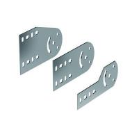 DKC Пластина крепежная GSV H100, цинк-ламельная