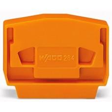 WAGO Торцевая и промежуточная пластина