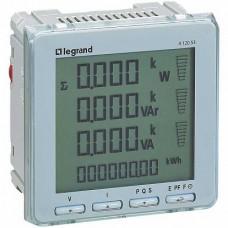 Legrand Мультиметр для монтажа на дверь шкафа (с дополнительными функциями)