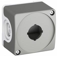 ABB CEP1-0 Корпус кнопочного поста на 1 элемент пластиковый для компактной серии