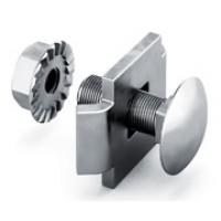 OSTEC Соединитель проволочного лотка 20 одинарный (крепежный комплект )