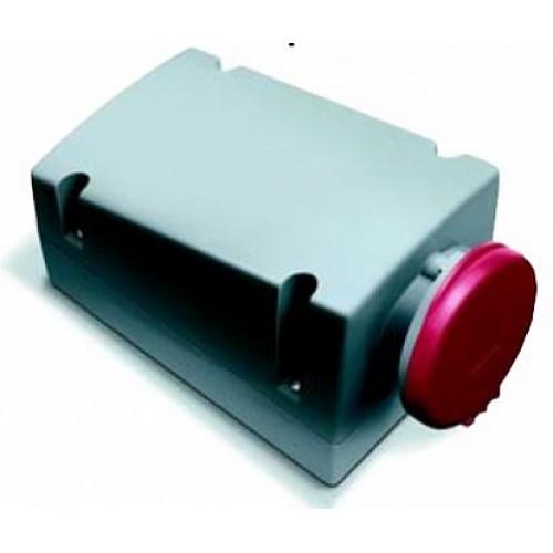 ABB RL Розетка для монтажа на поверхность с подключением шлейфа 332RL5, 32A, 3P+E, IP44, 5ч