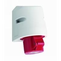 ABL Розетка для монтажа на поверхность 32А, 4Р, 400V, IP44