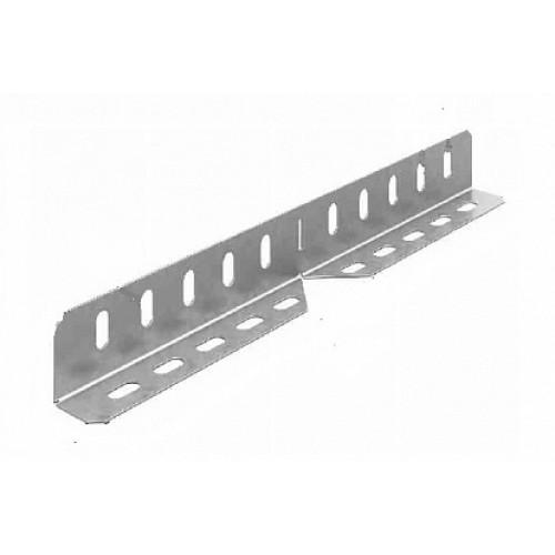 OSTEC Соединитель универсальный изменяемый для лотка УЛ высотой 50/65 мм (1,5 мм)