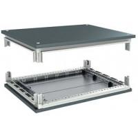 DKC Комплект, крыша и основание, для шкафов CQE, 400х1000 мм