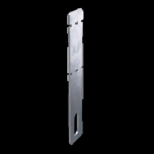 DKC Держатель двускатной крышки , цинк-ламель