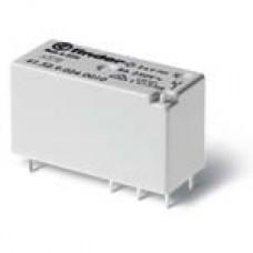 Finder Низкопрофильное миниатюрное электромеханическое реле, монтаж на печатную плату