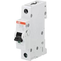 ABB S201M Автоматический выключатель 1P 2А (С) 10kA