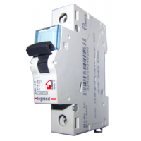 Legrand TX3 Автоматический выключатель 1P 6A (С) 6000