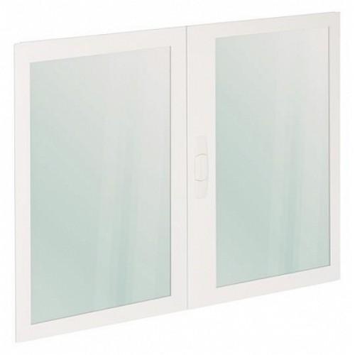 ABB Дверь прозрачная для шкафа 3/1A+B