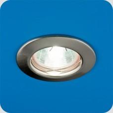 Italmac Sfera 51 0 06 Светильник встраиваемый MR51 1x50W GU5.3 никель