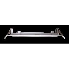 Jazzway Светильник PPL-R 18W 6500K IP40 WH d220мм встр/круг