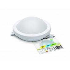 ASD LLT Светильник LED герметичный, круг, СПП 3301 12Вт 230В 4000К 960Лм 150мм IP65