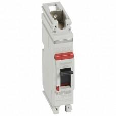 Legrand DRX125 термомагнитный 50A 1П 36KA
