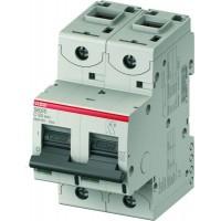 ABB S802C Автоматический выключатель 2P 25A (С) 25кА (3 мод.)