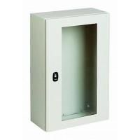 SE S3D Шкаф с прозрачной дверью 800х600х300