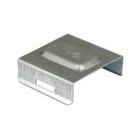 DKC Пластина защитная боковая IP44 Н 100 (мет.), нержавеющая