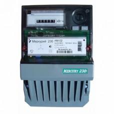 Меркурий Электросчетчик 230 АМ-02 3Ф 1 тарифн.10-100A мех.