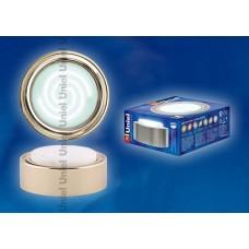 Uniel Светильник 50Гц, GX53, IP20, золото