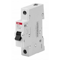 ABB Basic M Автоматический выключатель 1P, 6A,C, BMS411C06