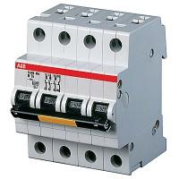 ABB Автомат.выкл-ль 3P+N S203P C1.6NA