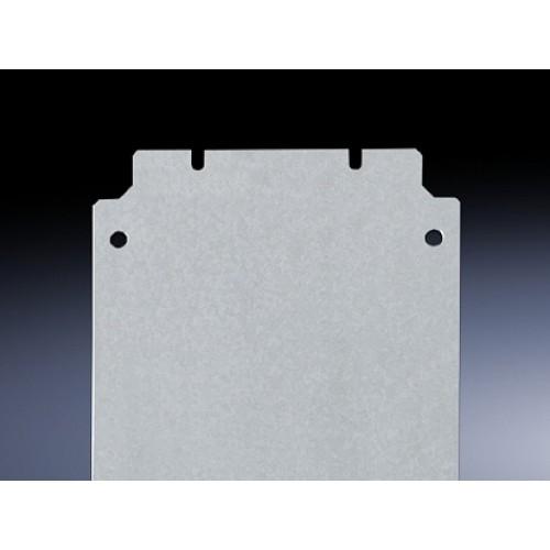 Rittal KL Панель монтажная оцинк. д/KL 275x585x2mm