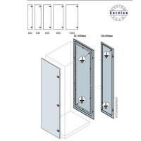 ABB IS2 Дверь боковая 1800x400мм ВхГ