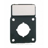 ABB OMFB72 Шильдик дополнительный, черный, для миниатюрных переключателей ОМ