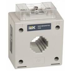 IEK Трансформатор тока ТШП-0,66 400/5А 5ВА класс 0,5 габарит 40