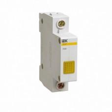 IEK Сигнальная лампа ЛС-47 (желтая) (неон)