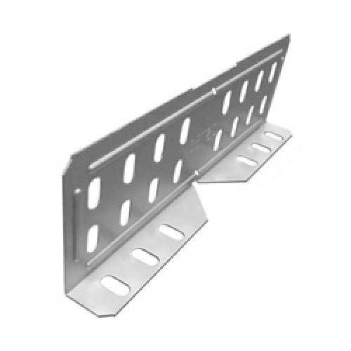 OSTEC Соединитель универсальный изменяемый для лотка высотой 80/100 мм