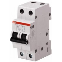 ABB SH201 Автоматический выключатель 1P 25А (C) NA