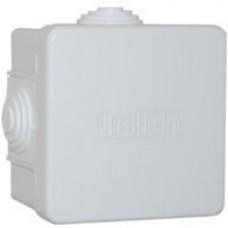 PE Коробка распределительная 65х65х40 IP 54 4 конических сальника