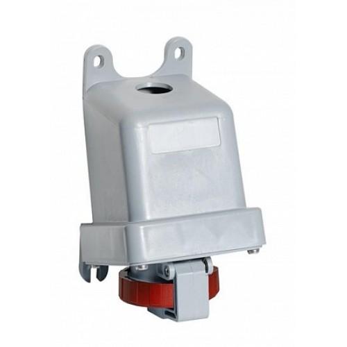 ABB Розетка для монтажа на поверхность 32 А, 3P+N+E, 380V, IP67