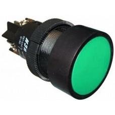 IEK Кнопка SВ-7 Пуск зеленая 1з+1р d22мм/240В