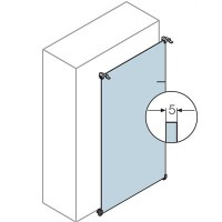 ABB Gemini Плата монтажная изолирующая для шкафа Gemini (Размер1)
