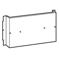 Legrand XL3 Пластина для монтажа DPX 250/630 24м.