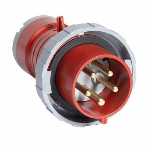 ABB Вилка кабельная 16А, 3P+N+E, 380V, IP67