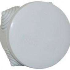 PE Коробка распределительная, круглая, 4 ввода, IP55, D60x40мм