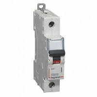 Legrand DX3 Автоматический выключатель 1P 6A (С) 10kA/16kA