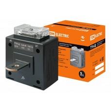 TDM Трансформатор тока измерительный ТТН-Ш 100/5- 5VA/0,5
