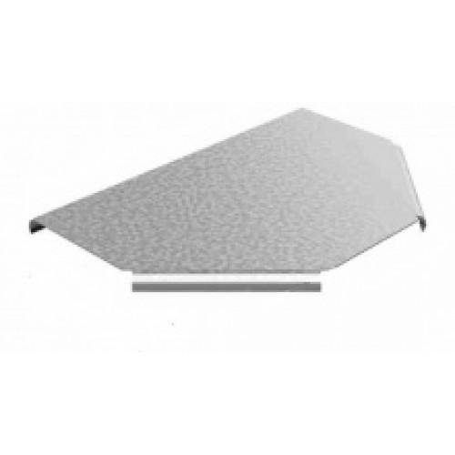 OSTEC Крышка к Угловому соединителю Т-образному к лотку УЛ 100