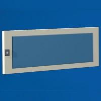 DKC Дверь секционная, с пластиковым окном, В=800мм, Ш=600мм