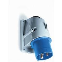 ABB Вилка для монтажа на поверхность 16A, 2P+E, IP44