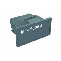 ABB Emax2 Модуль номинального тока RC R2000 E1.2..E6.2