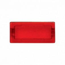 SE Merten SM&SD Красная прозрачная Линза для клавиши с подсветкой