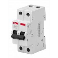 ABB Basic M Автоматический выключатель 2P, 10A,C, 4,5кА, BMS412C10