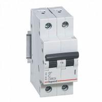 Legrand RX3 Автоматический выключатель 2P 63А (C) 4,5kA