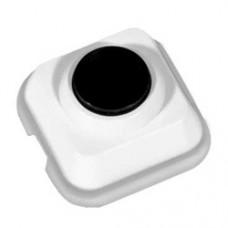 SE Wessen Прима наруж Бел Выключатель кнопочный с монтажной пластиной (A10-4-011M)